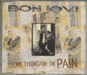 Bon Jovi: Something For The Pain - Cover