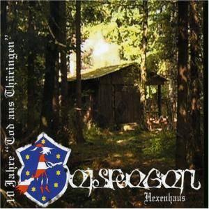 Eisregen: Hexenhaus (Mini-CD / EP + DVD) - Bild 1