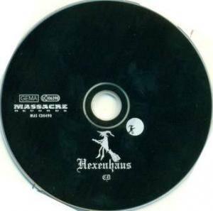 Eisregen: Hexenhaus (Mini-CD / EP + DVD) - Bild 5