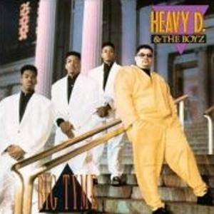 Cover - Heavy D. & The Boyz: Big Tyme