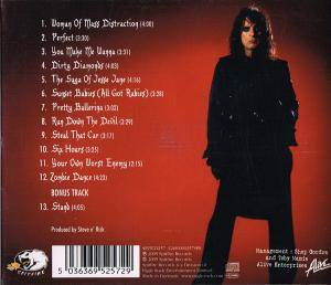 Alice Cooper: Dirty Diamonds (CD) - Bild 2