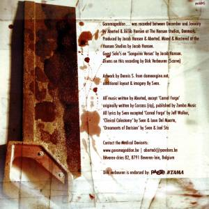 Aborted: Goremageddon - The Saw And The Carnage Done (CD) - Bild 2