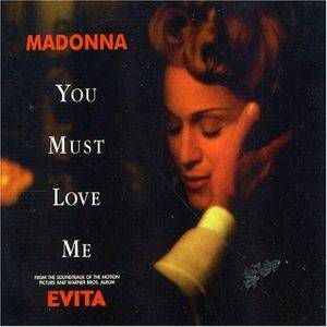 Madonna: You Must Love Me - Cover