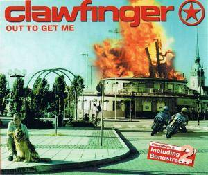 Clawfinger: Out To Get Me - Cover