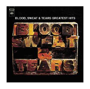 Blood, Sweat & Tears: Greatest Hits - Cover