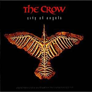 Crow - City Of Angels - Original Motion Picture Soundtrack, The - Cover