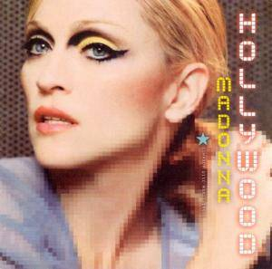 Madonna: Hollywood - Cover