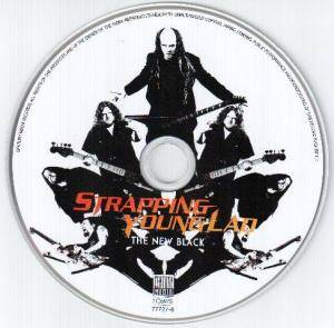 Strapping Young Lad: The New Black (CD) - Bild 3