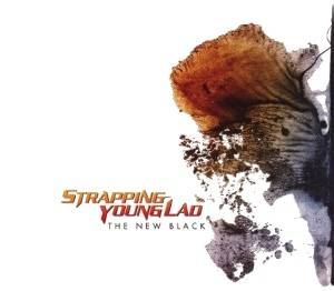 Strapping Young Lad: New Black, The - Cover