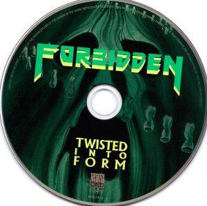 Forbidden: Twisted Into Form (CD) - Bild 2