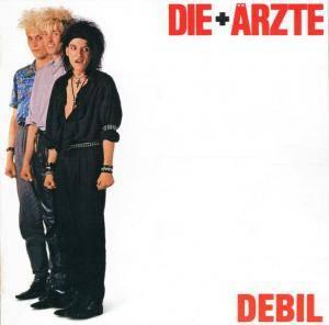 Die Ärzte: Debil (CD) - Bild 1