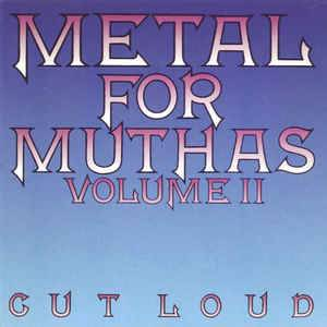 Cover - Chevy: Metal For Muthas Volume II