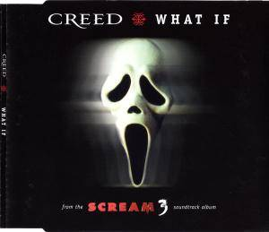 Creed: What If - Cover