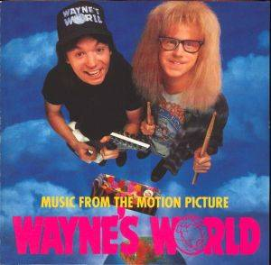 Wayne's World - Cover