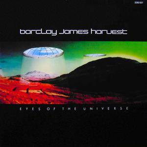 Barclay James Harvest: Eyes Of The Universe - Cover