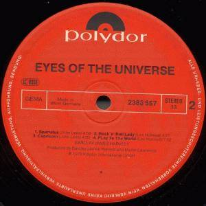Barclay James Harvest: Eyes Of The Universe (LP) - Bild 4