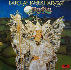 Cover - Barclay James Harvest: Octoberon