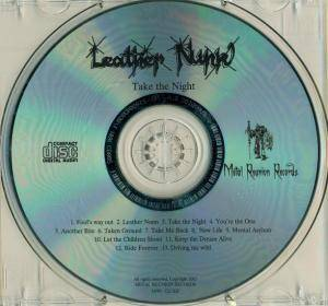 Leather Nunn: Take The Night (CD) - Bild 4