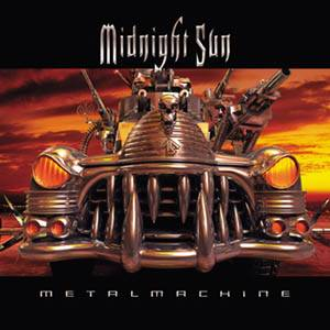 Midnight Sun: Metal Machine - Cover
