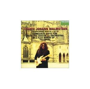 Cover - Yngwie J. Malmsteen: Concerto Suite For Electric Guitar And Orchestra In E Flat Minor Op. 1 - Millennium