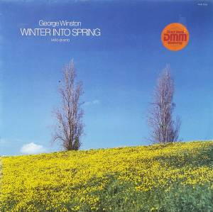 Cover - George Winston: Winter Into Spring