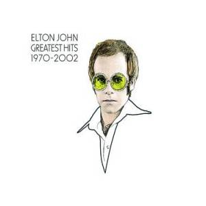 Elton John: Greatest Hits 1970-2002 - Cover
