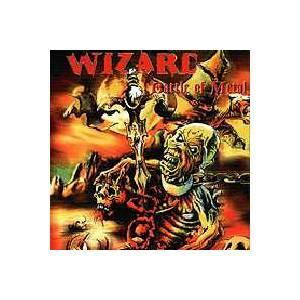 Cover - Wizard: Battle Of Metal