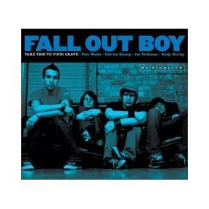 Cover - Fall Out Boy: Take This To Your Grave