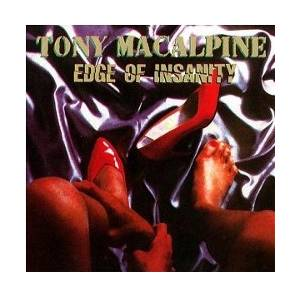 Tony MacAlpine: Edge Of Insanity - Cover