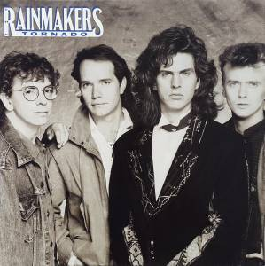 Cover - Rainmakers, The: Tornado
