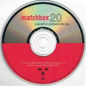 Matchbox Twenty: Yourself Or Someone Like You (CD) - Bild 4
