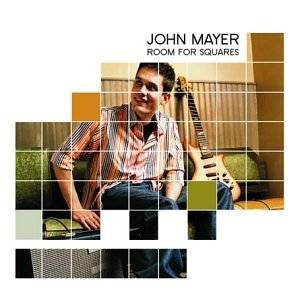 John Mayer: Room For Squares - Cover