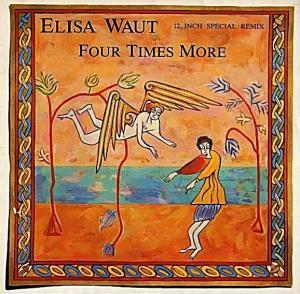 Elisa Waut: Four Times More - Cover