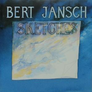Bert Jansch: Sketches - Cover