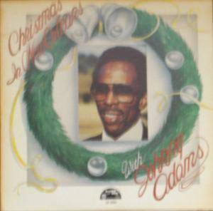 Cover - Johnny Adams: Christmas In New Orleans With Johnny Adams
