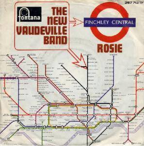 The New Vaudeville Band: Finchley Central - Cover