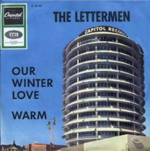 Cover - Lettermen, The: Our Winter Love