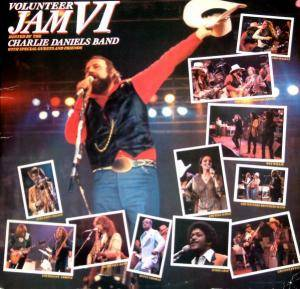 Volunteer Jam VI - Hosted By The Charlie Daniels Band - Cover