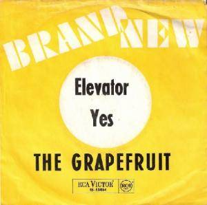 Cover - Grapefruit: Elevator