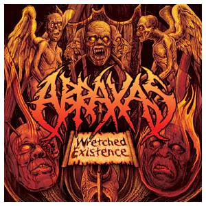 Cover - Abraxas: Wretched Existence