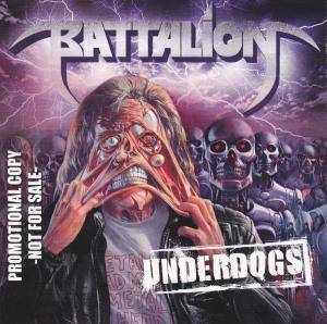 Battalion: Underdogs - Cover