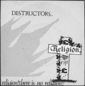 Cover - Destructors, The: Religion