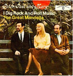 Peter, Paul And Mary: I Dig Rock And Roll Music - Cover