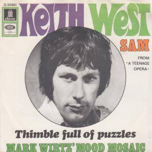 Cover - Keith West: Sam ( From A Teenage Opera)