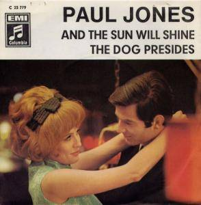 Paul Jones: And The Sun Will Shine - Cover