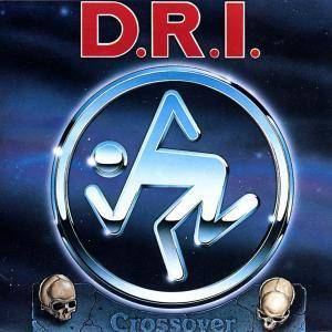 D.R.I.: Crossover - Cover