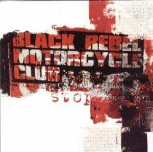Black Rebel Motorcycle Club: Stop - Cover