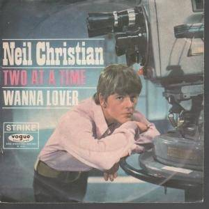 Cover - Neil Christian: Two At A Time
