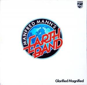 Cover - Manfred Mann's Earth Band: Glorified Magnified