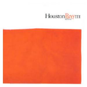 Houston Party III - Cover
